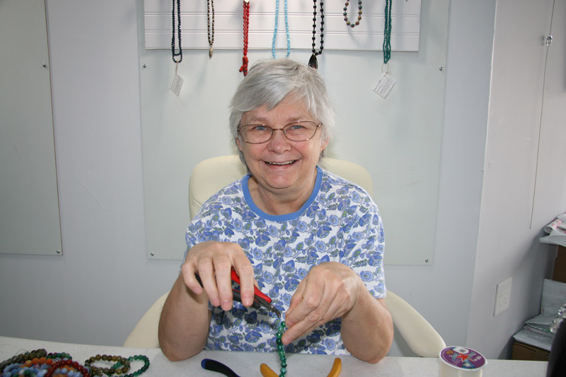 Judy Scott Creates Unique Handmade Jewelry for the Budget Conscious