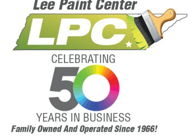 Lee Paint Center 50 Years in Business