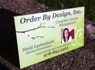 Order By Design, Inc.