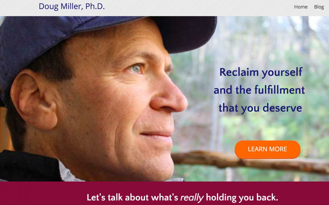 Dr. Doug Miller Works with Men to Cultivate Authenticity, Alignment and Fulfillment